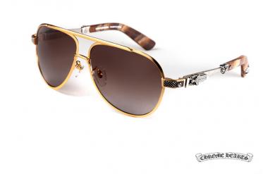 Chrome Hearts19 солнцезащитные очки/CHRO BLADE HUMMER