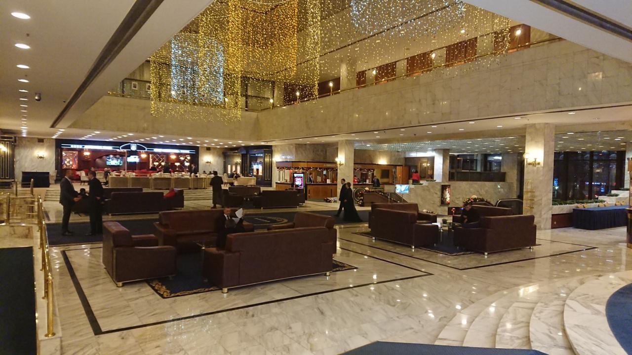 Москва «Президент отель»